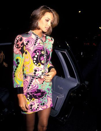 Gianni Versace Vintage Fashion & more details