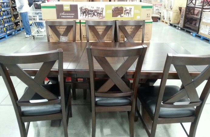 Dining Set At Costco For 799 Dining Dining Set Furniture