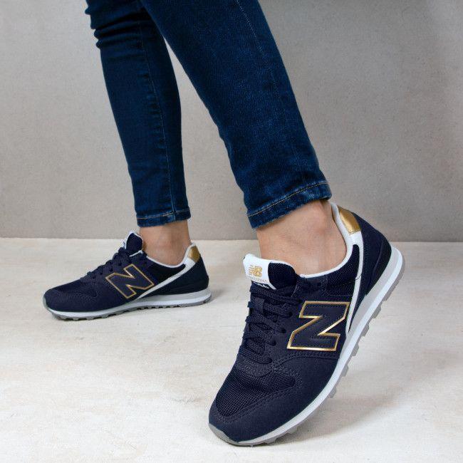 Sneakersy New Balance Wl996cf Granatowy Sneakersy Polbuty Damskie Eobuwie Pl Fashion Boots New Balance Sneaker Sneakers