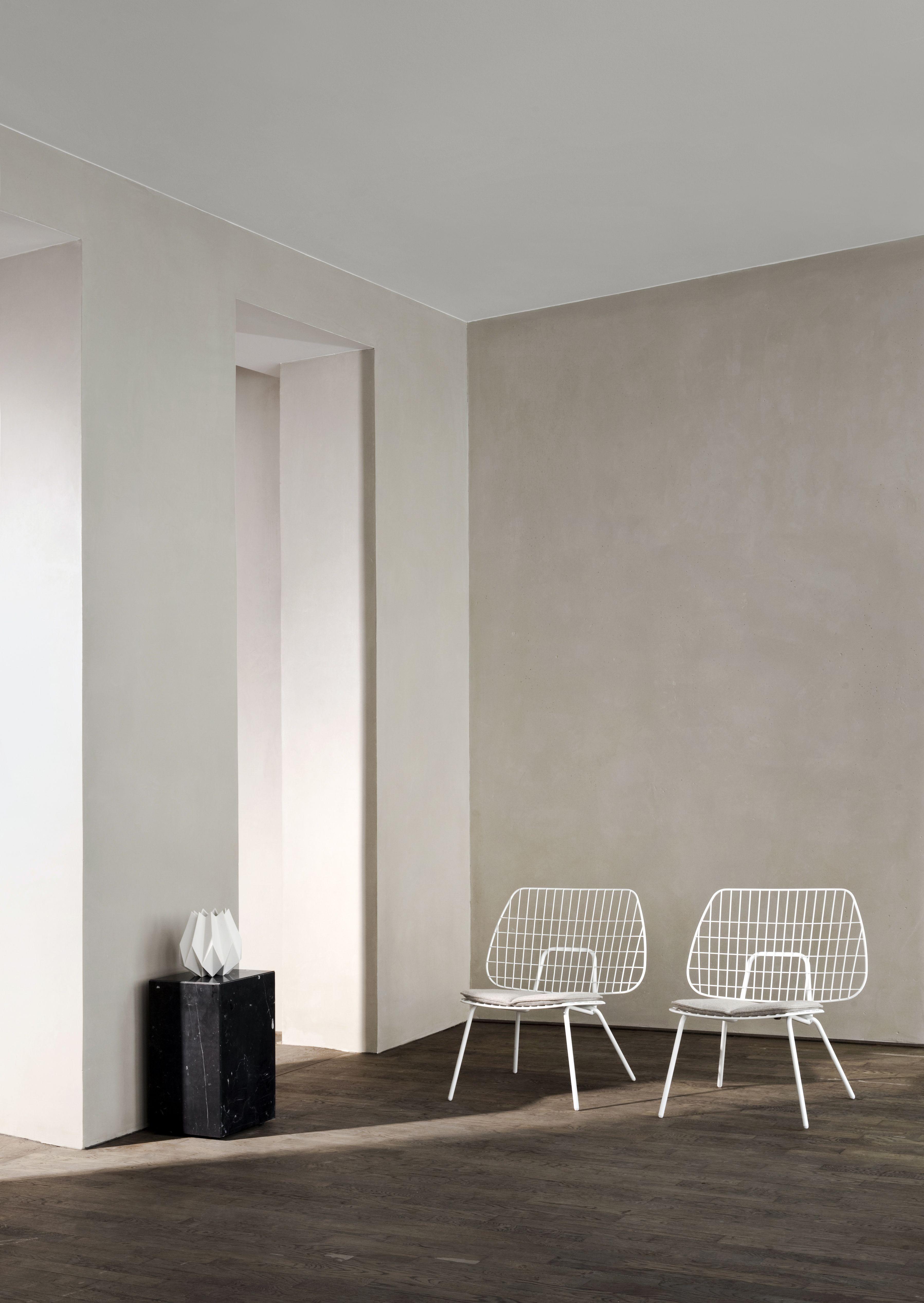 MENU Shoot, Kinfolk Studio, String Chair, Marble Plinth, Folded ...