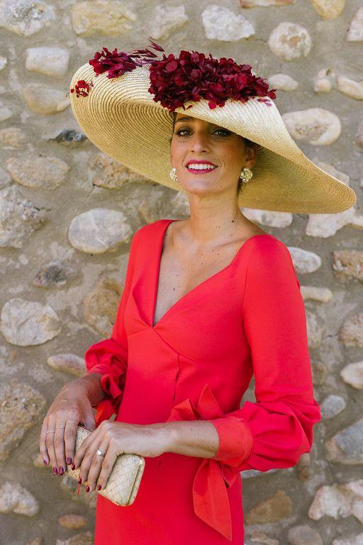 Sombreros para vestidos de novia