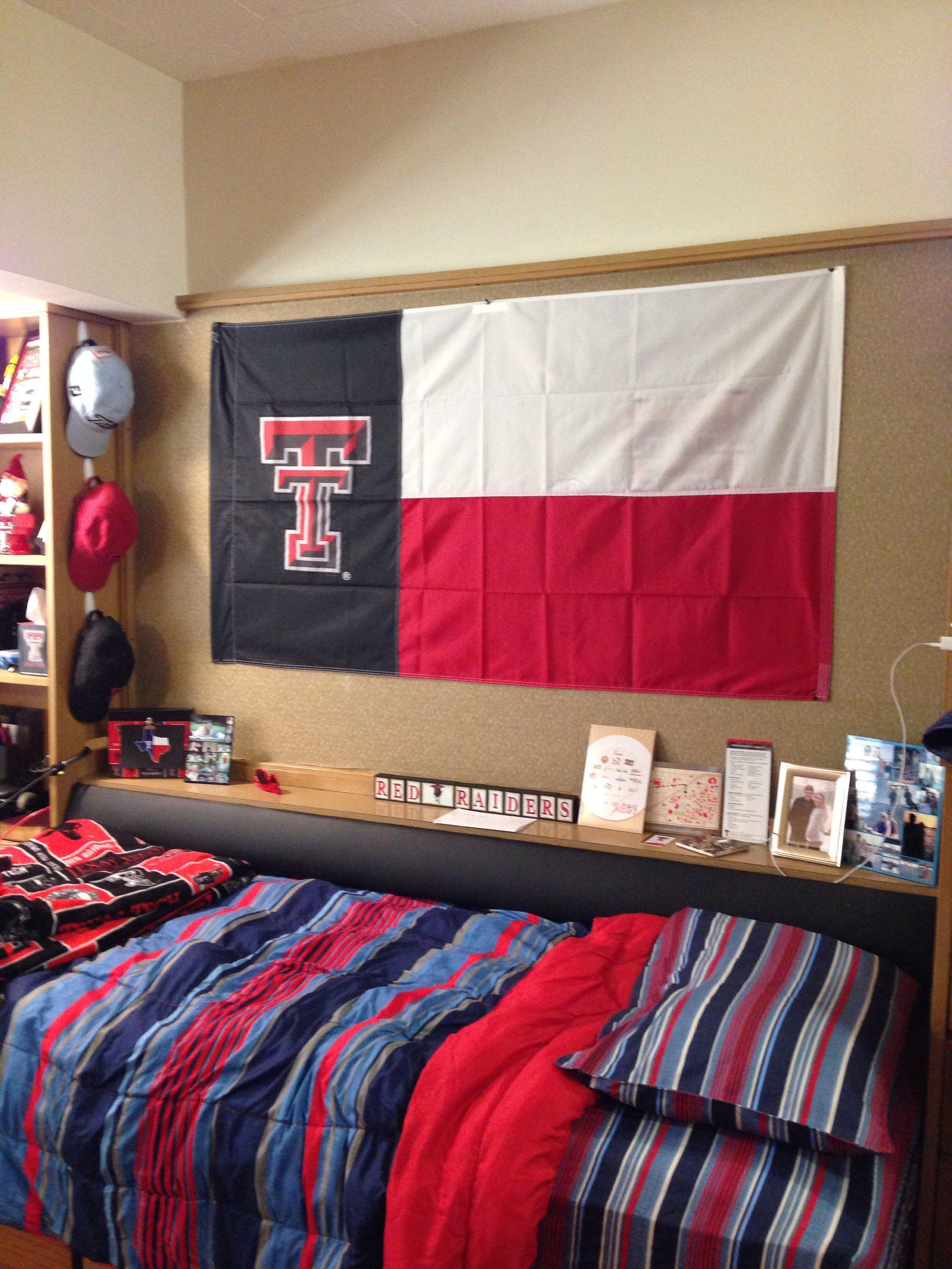Texas Tech Dorm Stangel