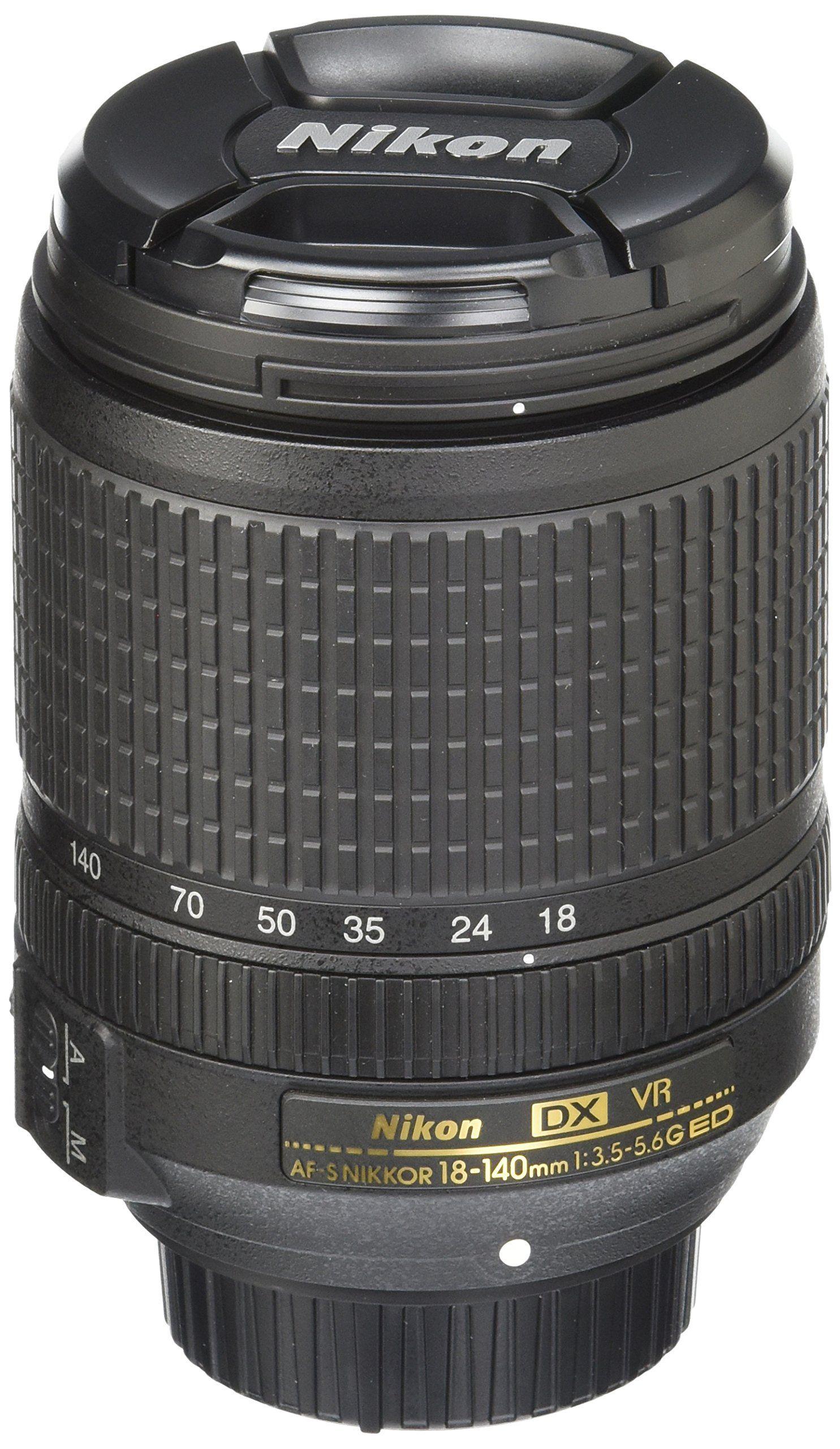 Amazon Com Nikon Af S Dx Nikkor 18 140mm F 3 5 5 6g Ed Vibration Reduction Zoom Lens With Auto Focu Nikon Dslr Camera Dslr Camera Reviews Nikon Camera Lenses