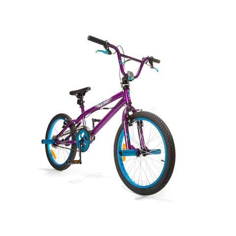 50cm 20 Inch Exile Bmx Bike Purple Bmx Bikes Bmx Bmx Bike