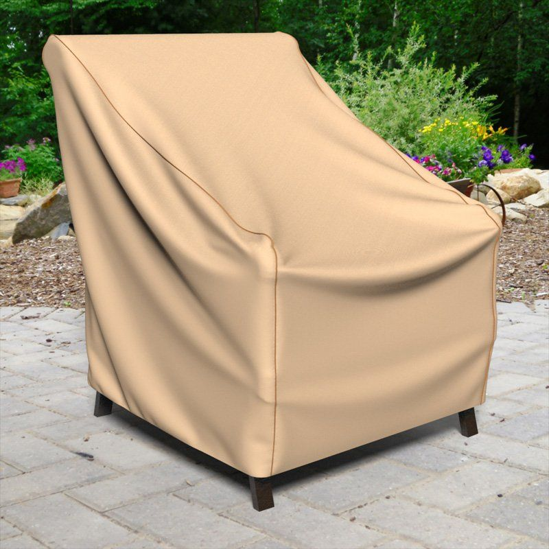 Chelsea Denier Polyester Outdoor Patio Chair Cover P1a02tn1