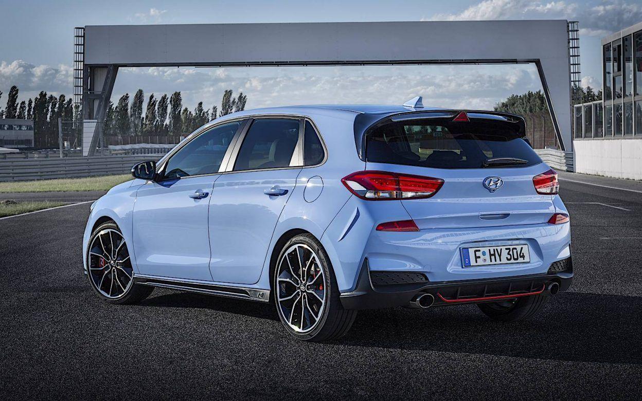 Hyundai reconoce que un i30 N con tracción total está en