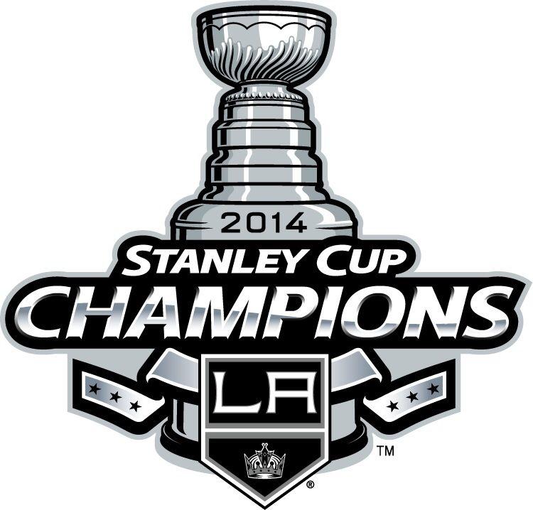 Los Angeles Kings Champions Logo 2014