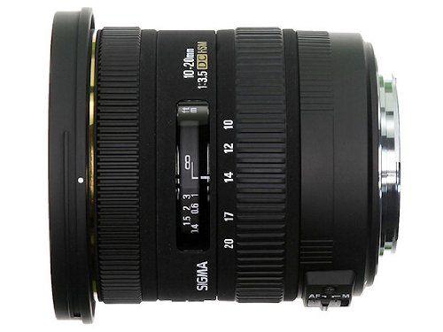 Sigma 10 20mm F 3 5 Ex Dc Hsm Eld Sld Aspherical Super Wide Angle Lens For Canon Digital Slr Cameras Canon Digital Slr Camera Digital Slr Camera Digital Slr