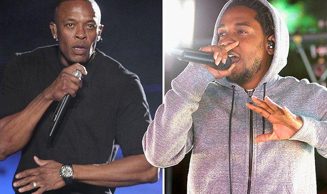 "Dr Dre, Eminem y Kendrick Lamar hablan del soundtrack de ""Straight Outta Compton""."