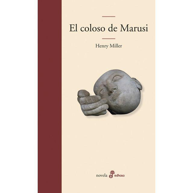 EDHASA - El coloso de marusi (Tapa dura) en 2020 | Coloso