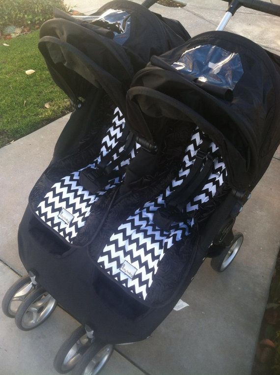 Baby Jogger Double Stroller Liners