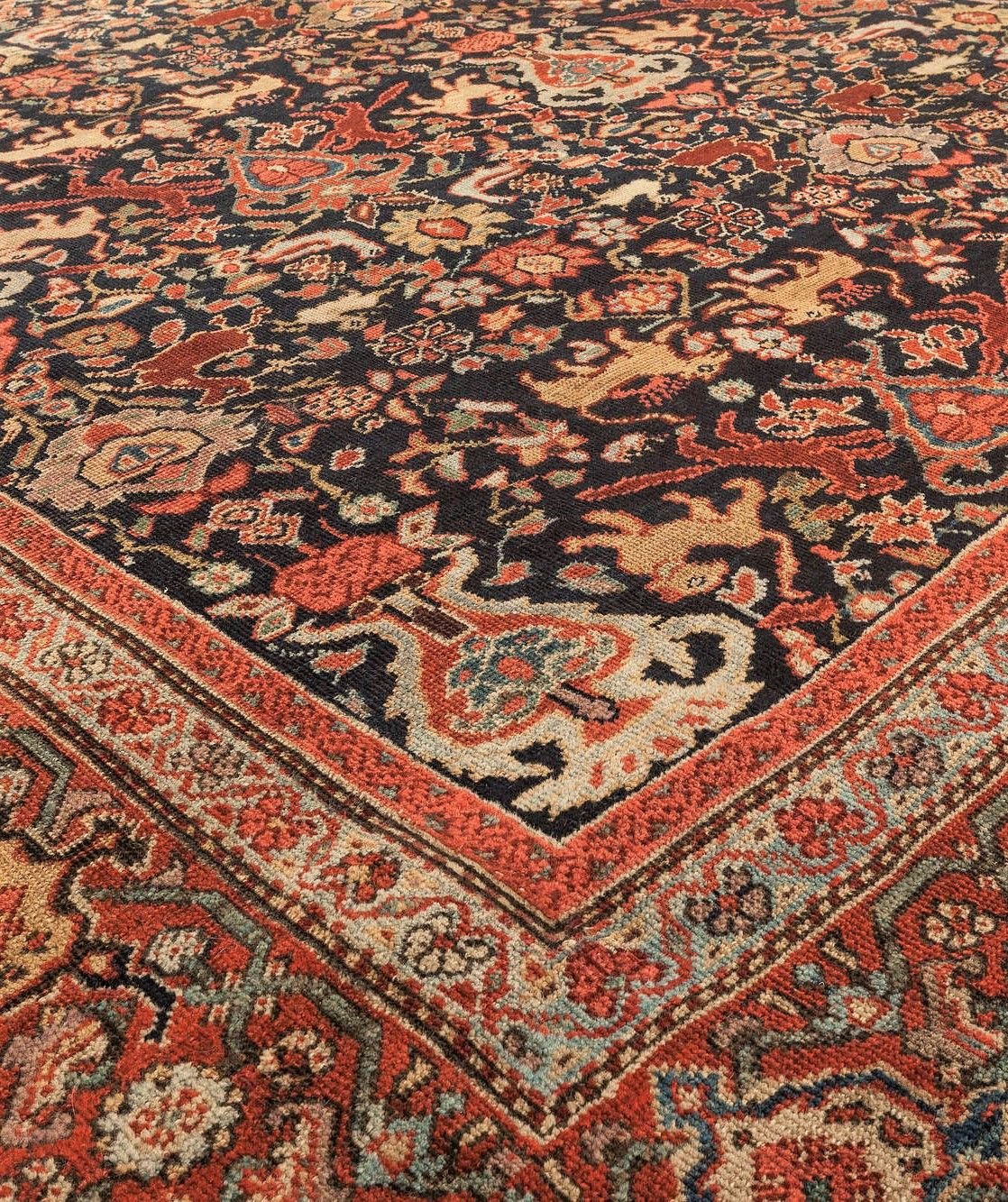 Doris Leslie Blau Most Trusted Antique Persian Rugs Dealer In New York City Simple Carpets Patterned Carpet Silver Carpet