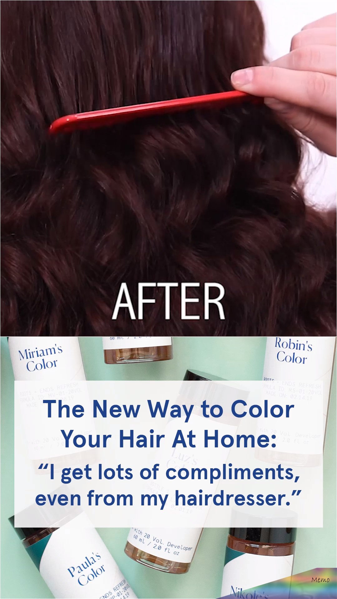 Apr 19 2019 Ditch The Generic Drugstore Box And Try This New Diy Hair Color In 2020 Diy Hair Color Hair Color At Home Hair Color