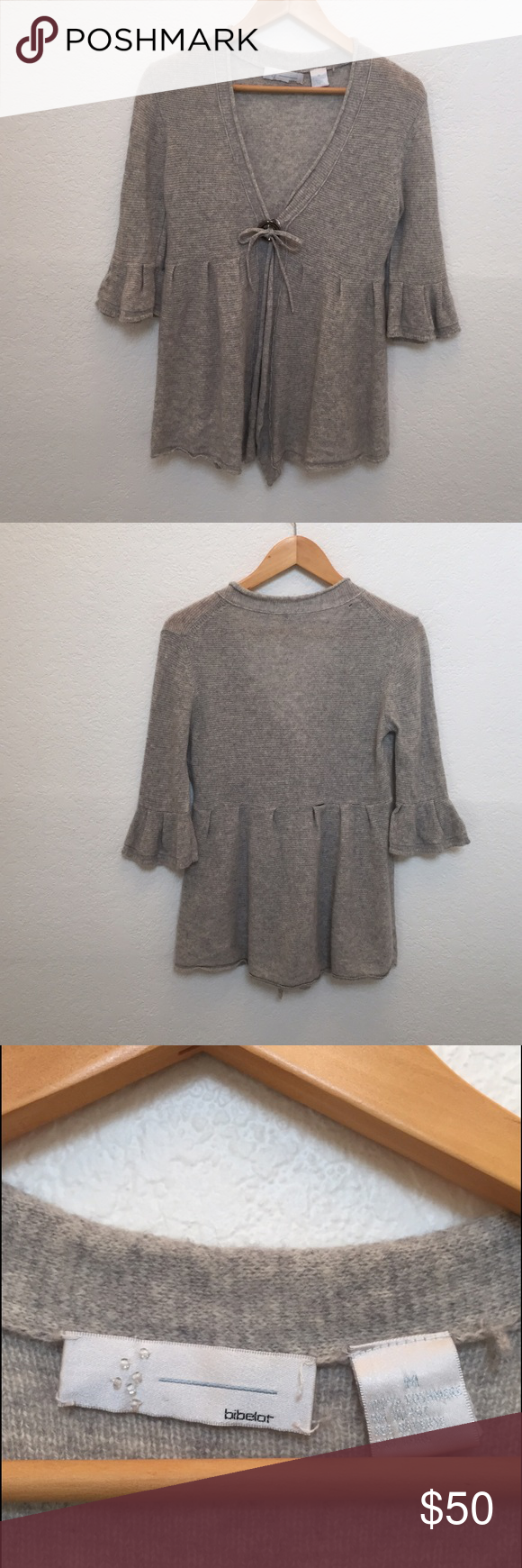 Bibelot cashmere sweater Beautiful cashmere cardigan bibelot ...