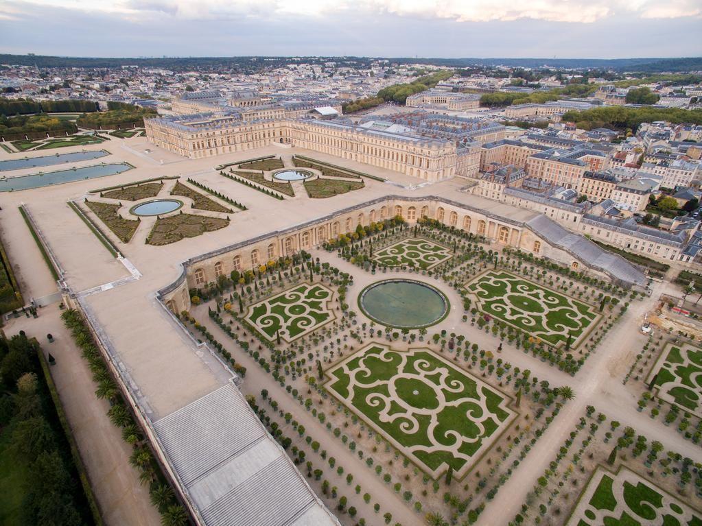 Chateau De Versailles On Twitter Versailles Palace Of Versailles Versailles Garden
