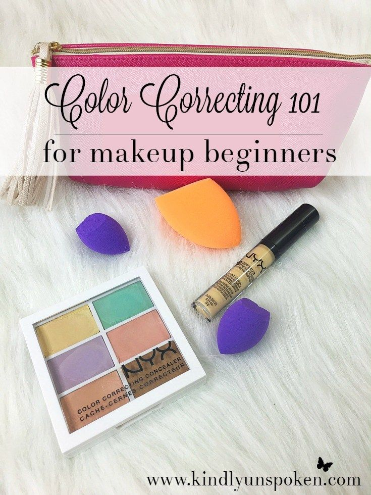 Color Correcting Guide for Makeup Beginners Color