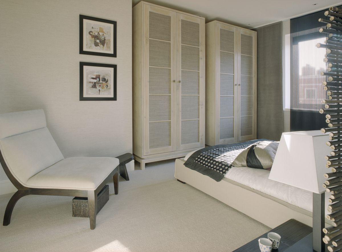 fascinating modern master bedroom decor ideas with wardrobe