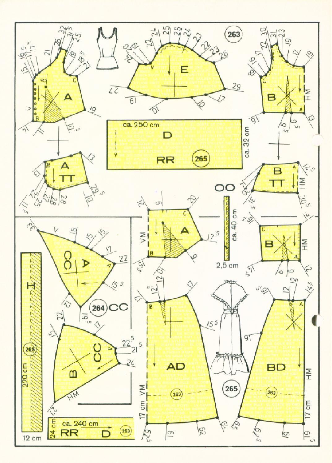 Vintage Sewing Patterns 146 autumn 1977   De oro, Oro y Patrones faciles