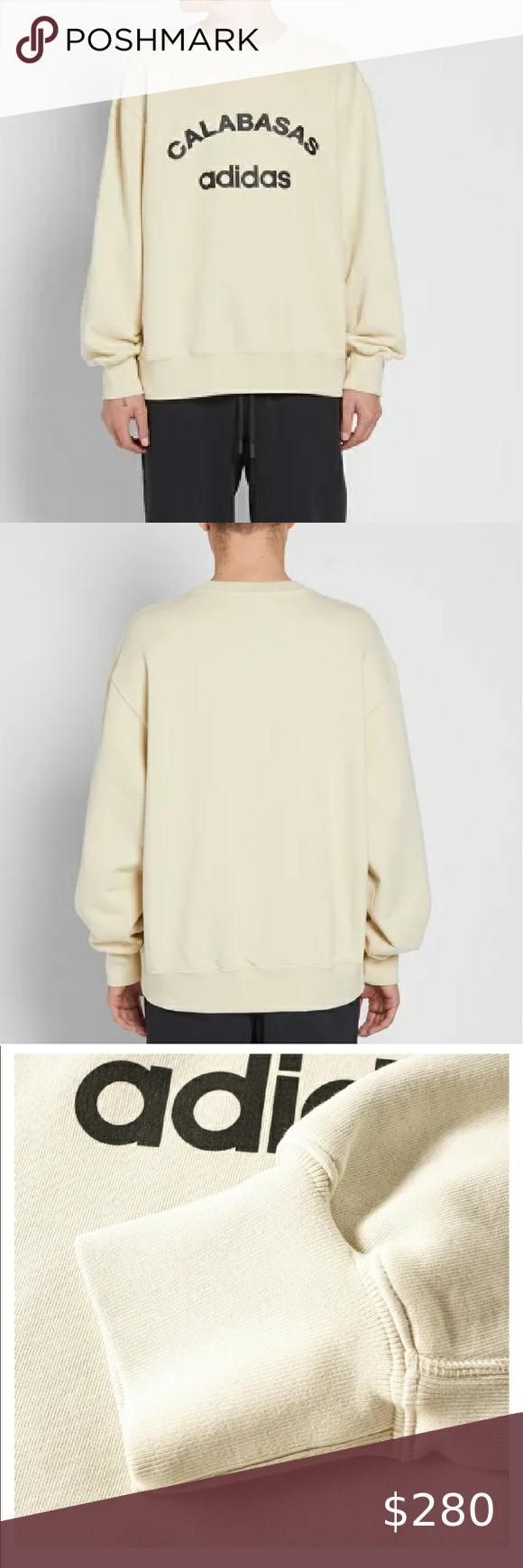 Host Pick Yeezy Season 5 Unisex Adidas Sweat In 2021 Yeezy Hoodie Yeezy Sweater Yeezy Season [ 1740 x 580 Pixel ]