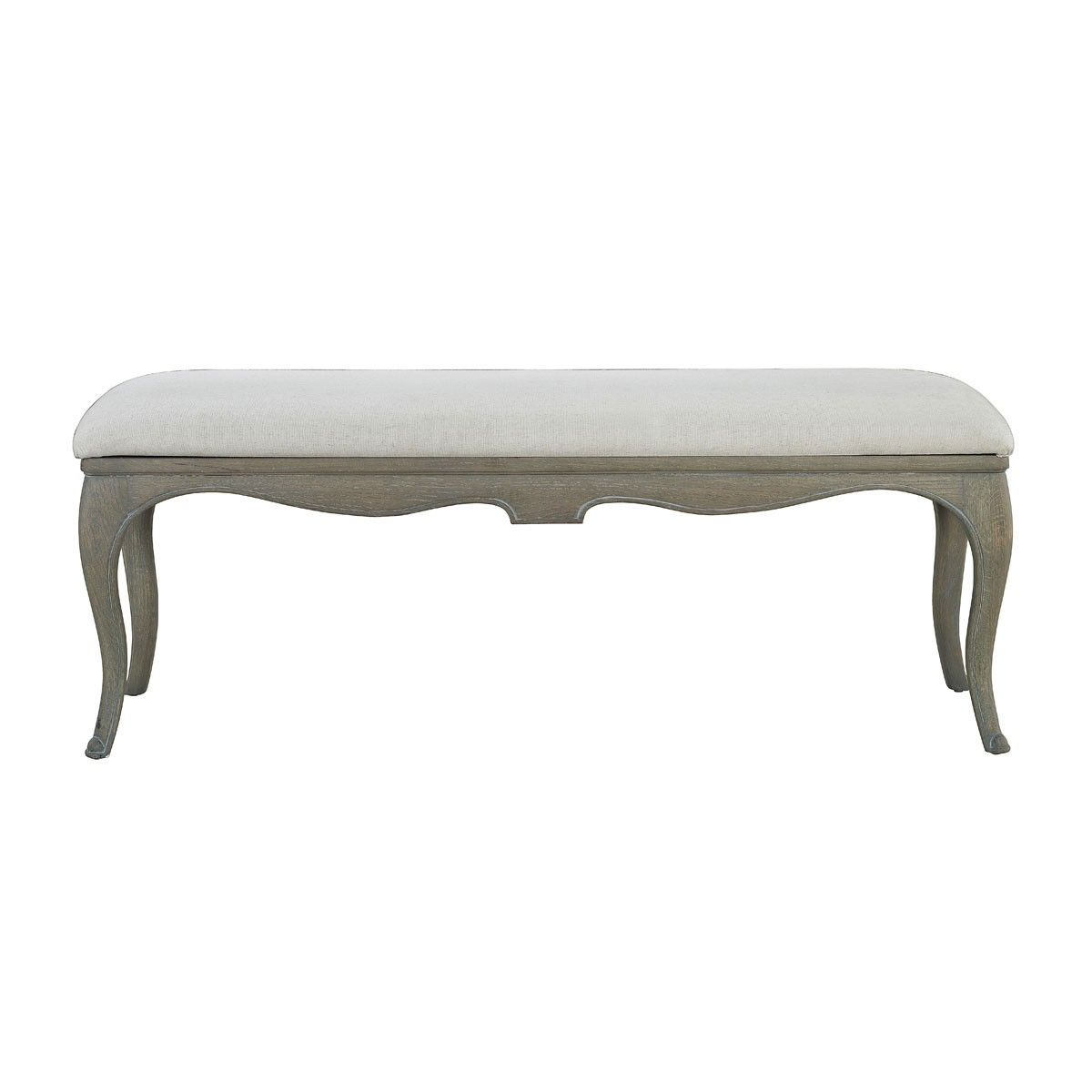 Miraculous Camille French Style Weathered Oak Bed End Stool Bed End Andrewgaddart Wooden Chair Designs For Living Room Andrewgaddartcom