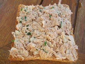 Thunfisch Dip bzw. Aufstrich von heinols   Chefkoch