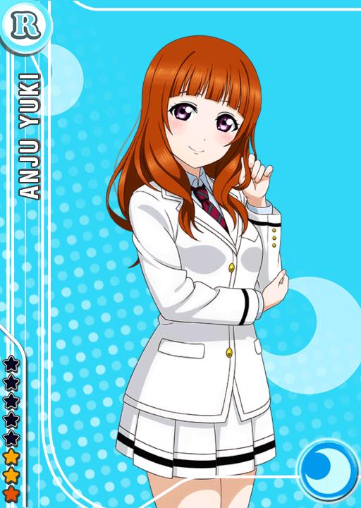 838 Yuuki Anju R