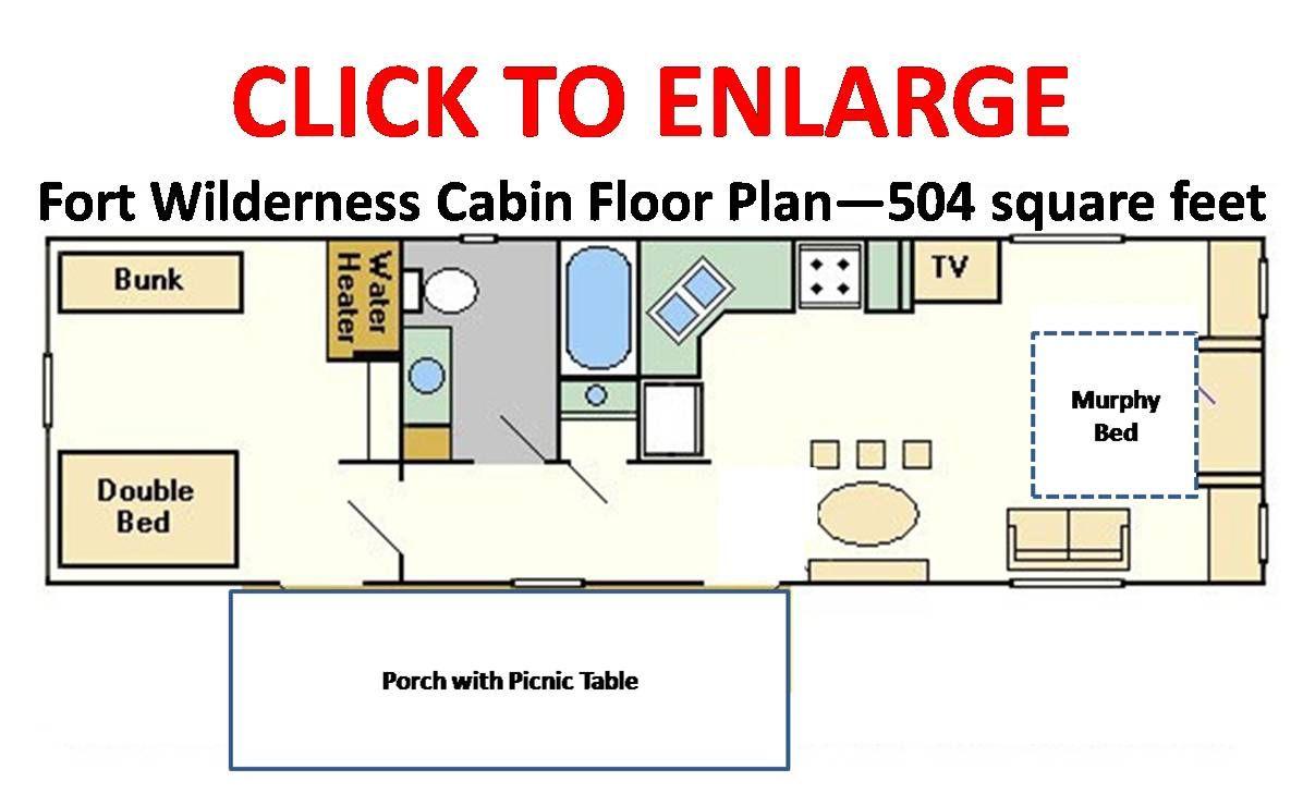 disney s fort wilderness resort cabins floorplan 186 o 186 disney s fort wilderness resort cabins