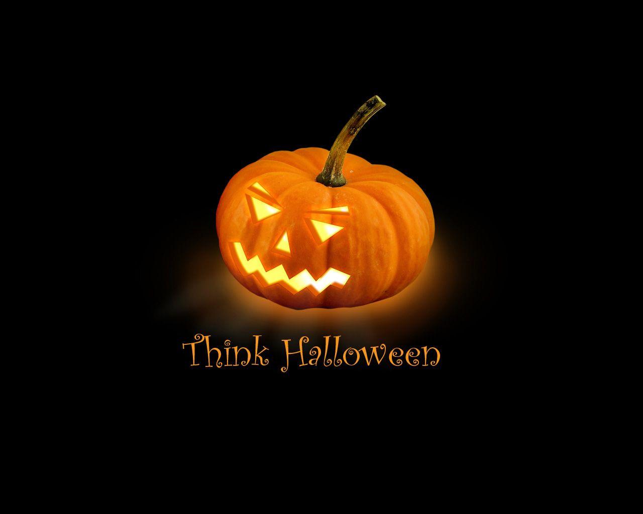 Think Halloween Pumpkin Halloween Halloween Pictures Happy Halloween  Halloween Images Halloween Ideas Happy Halloween Quotes