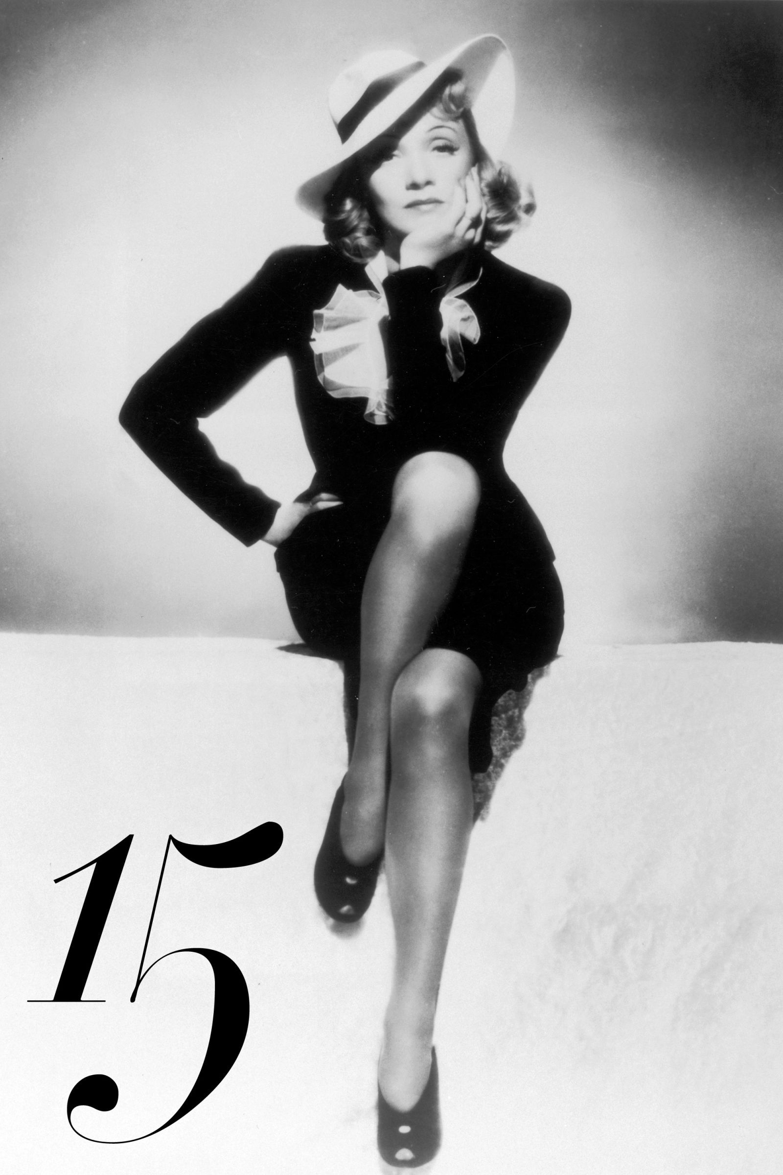 TheLIST American Style Icons Marlene dietrich
