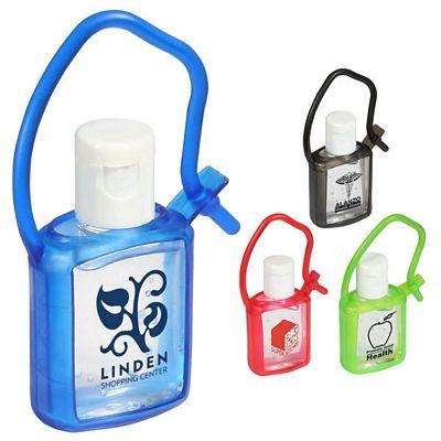 Antibacterial Hand Sanitizer With Neoprene Sleeve Hand Sanitizer