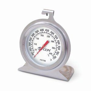 termômetro de forno