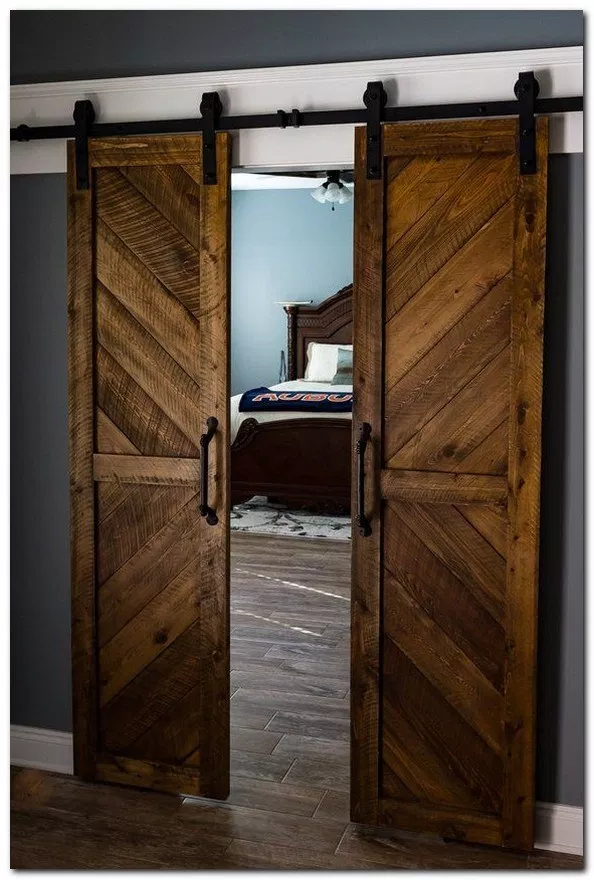 24 Airy Beach Home Decor Ideas Homedecorideas Homedecor Diyhomedecor Home And Garden Barn Door Designs Wood Doors Interior Barn Doors Sliding