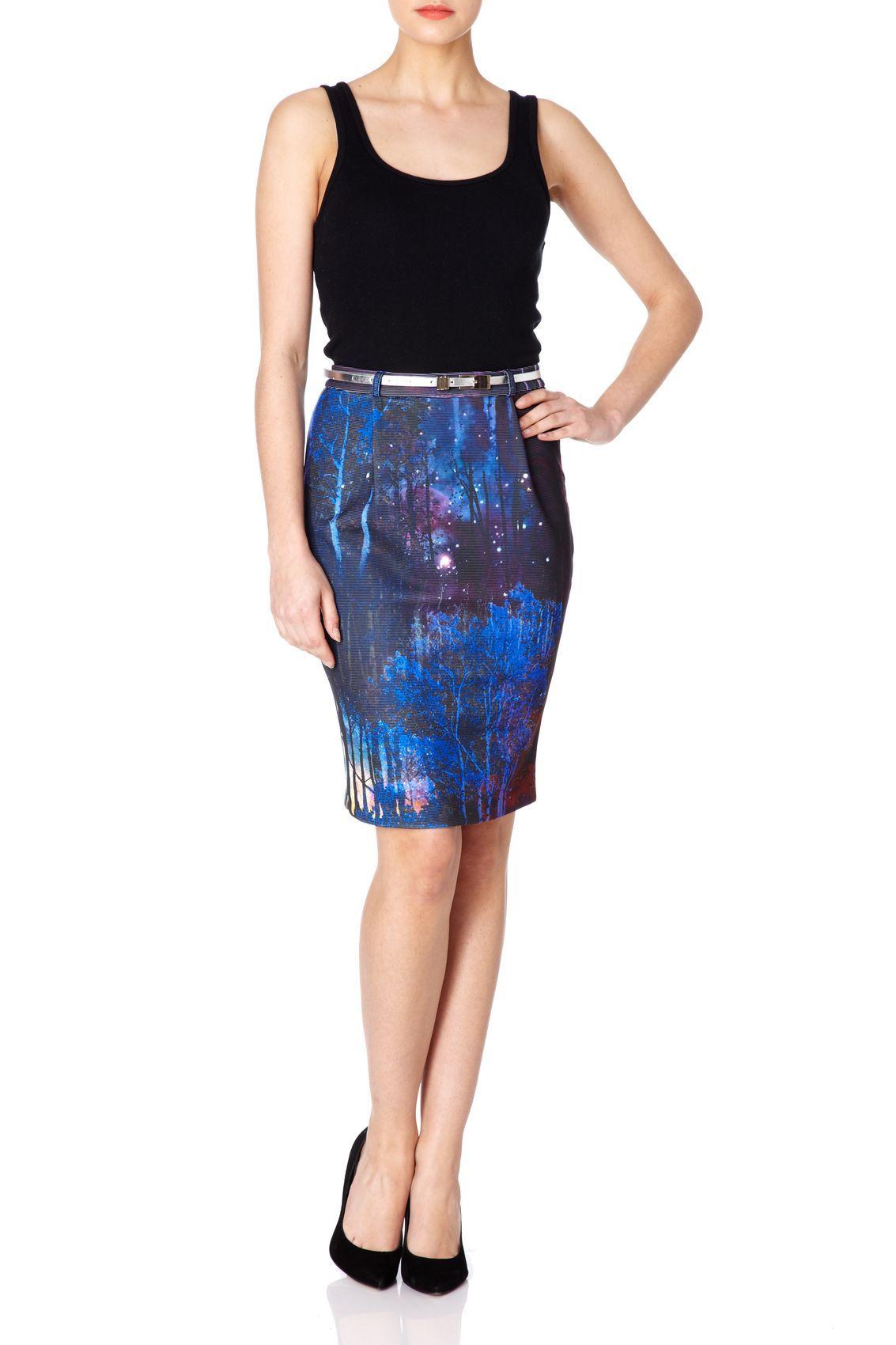 Starlight Tress Skirt #distantgalaxies #yumi #cosmic