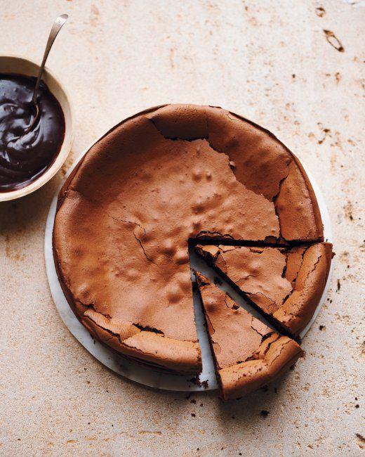 Bolo sem farinha Chocolate Espresso