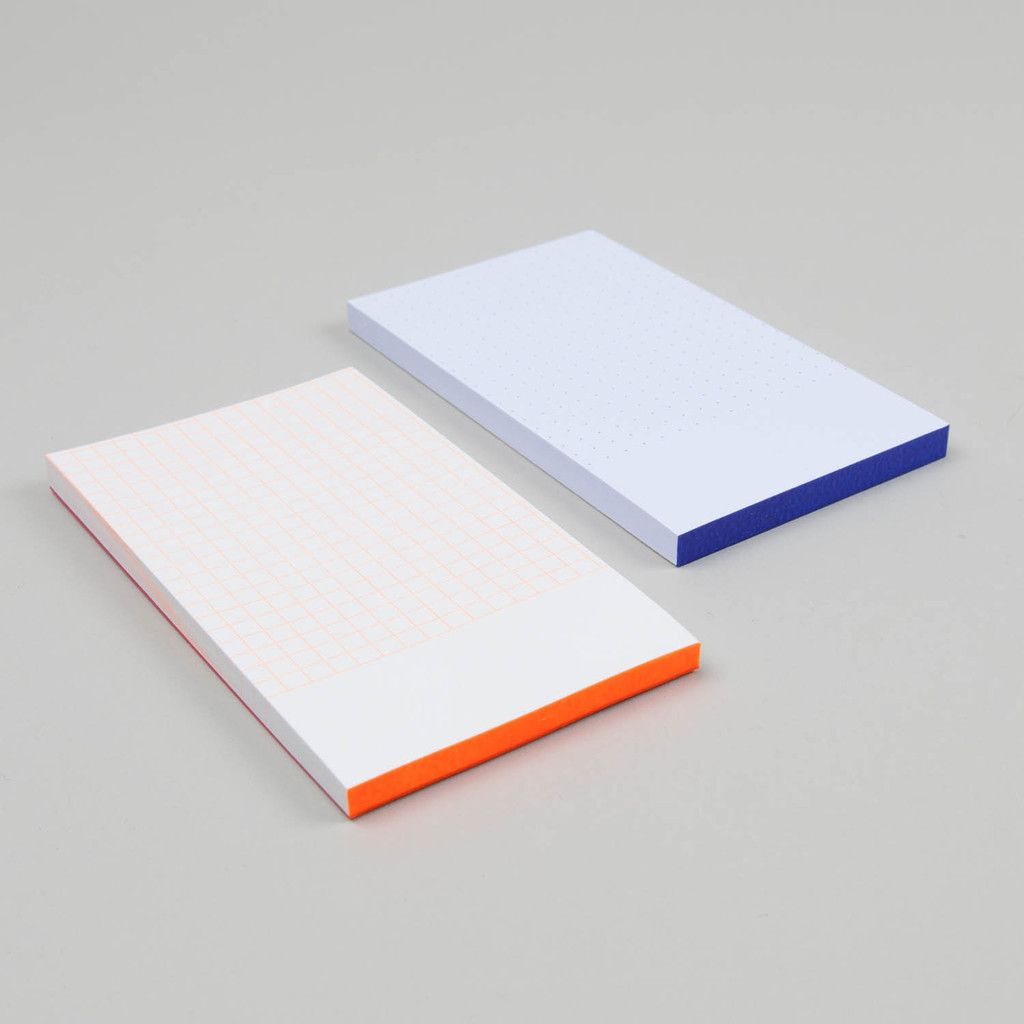Neon Memo Pad   Papersmiths