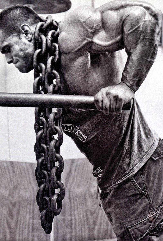 Bodybuilding Fitness Motivation 32x24 Poster Decor