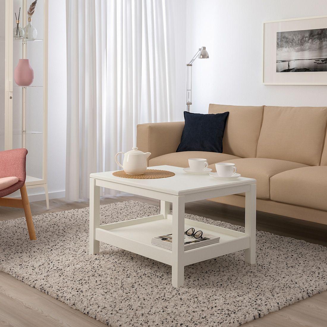 HAVSTA Coffee table white (CA) IKEA in 2020 Coffee