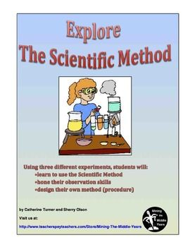 Scientific Method Scientific Method Scientific Method Experiments Lab Activities