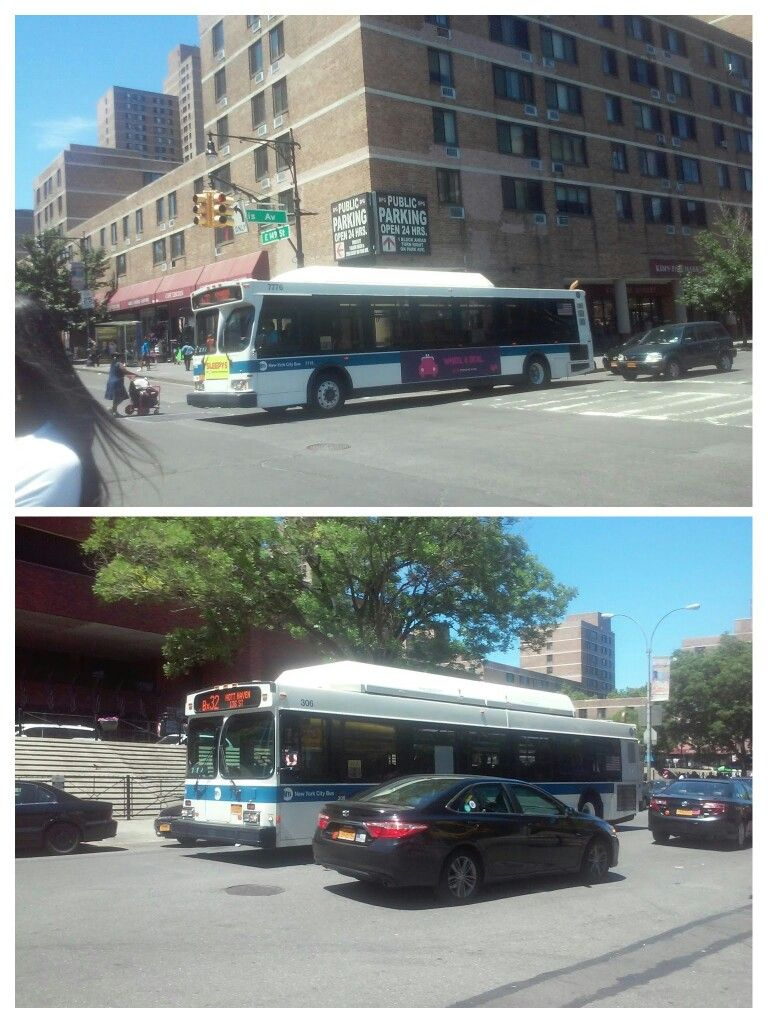 Bx32 Orion Vii And C40lf Nyc Transit Fan Pics Vehicles Nyc