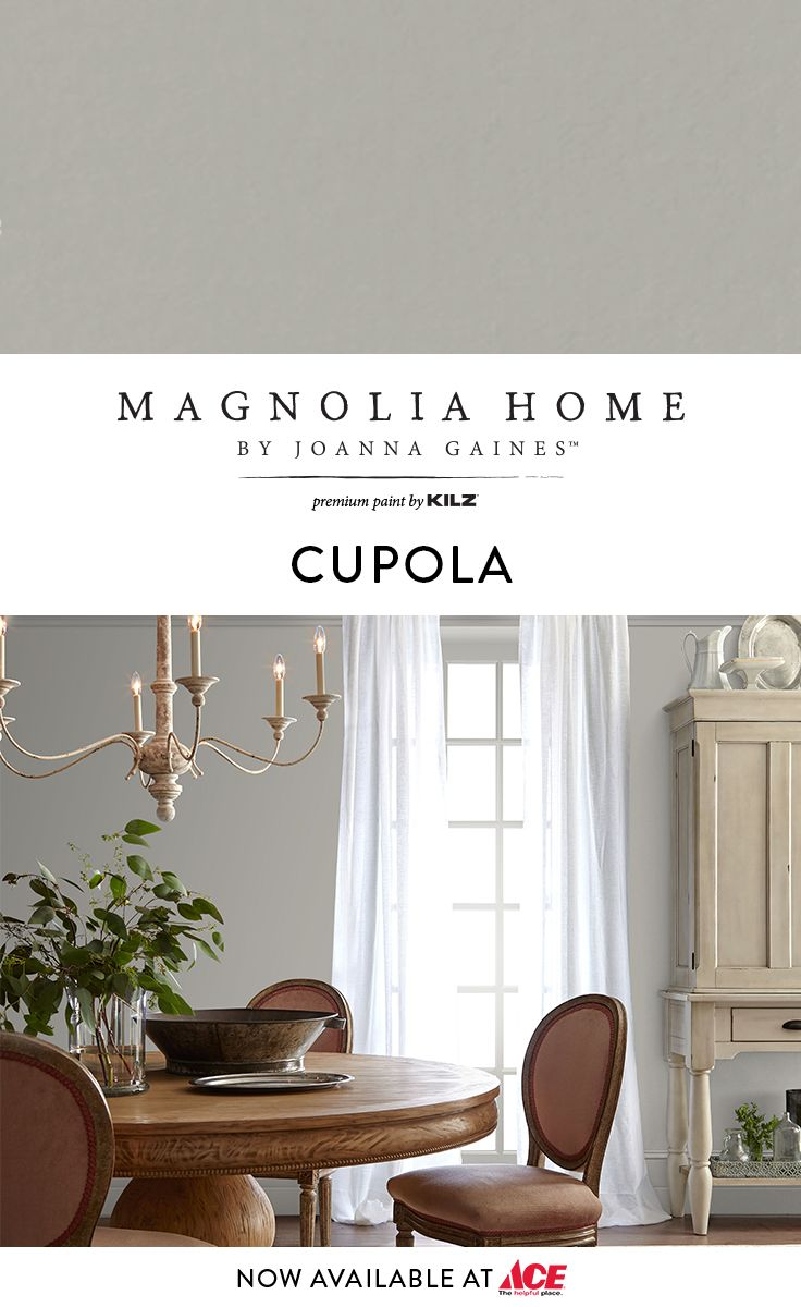 Cupola - Magnolia Home by Joanna Gaines Paint
