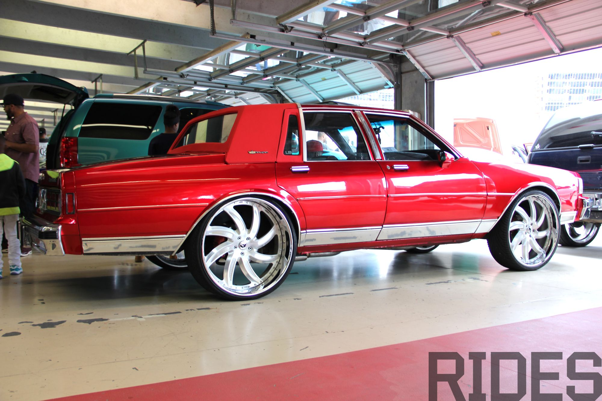 Pimped Out Old School Cars Pimped Out Dirty South Rides With Big