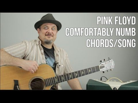 Pink Floyd - Comfortably Numb - Chords, Song Tutorial - How to Play ...