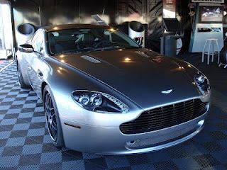 Aston Martin At The Barrett Jackson Auto Auction Cars