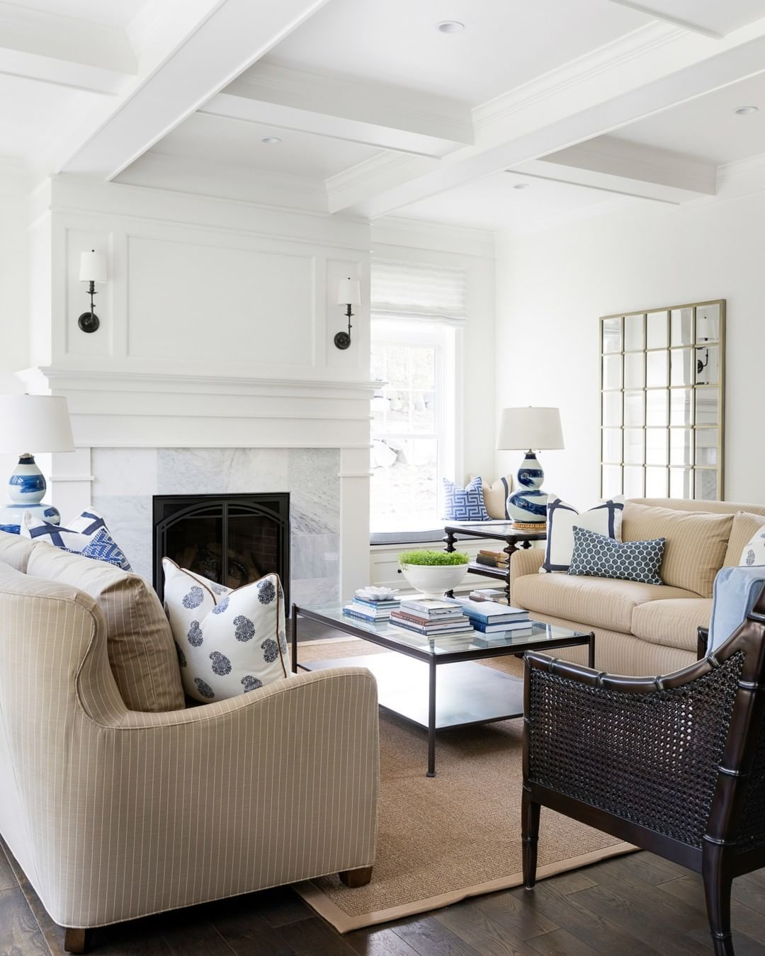 Great Room Furniture: The Great Room Was Designed With The Intention Of A More