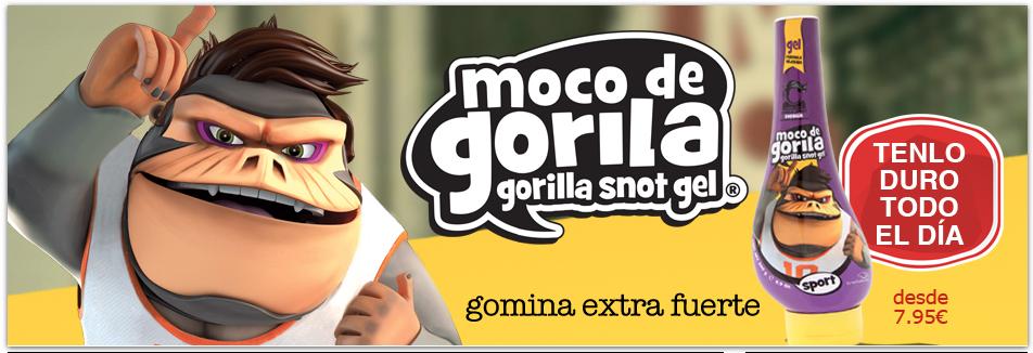 Buena Y Sugestiva La Campaña De Moco De Gorila No Pensé Verla En Europa Y Aquí Esta Hair Supplies Hair