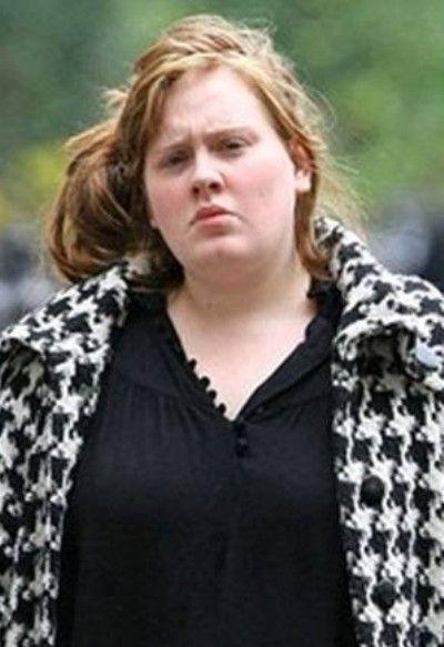 Adele No Makeup Celeb Without Makeup Adele Without Makeup Adele No Makeup Celebs Without Makeup