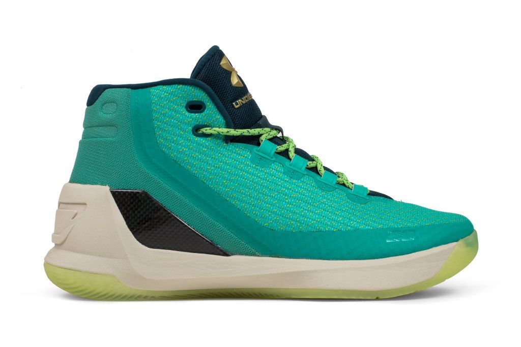 newest 51d8c 5bf9d Under Armour Curry 3 'Reign Water' - Neptune | Basketball shoes ...