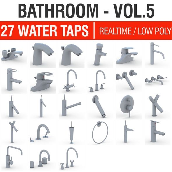 Water Taps By Furniture-collection This