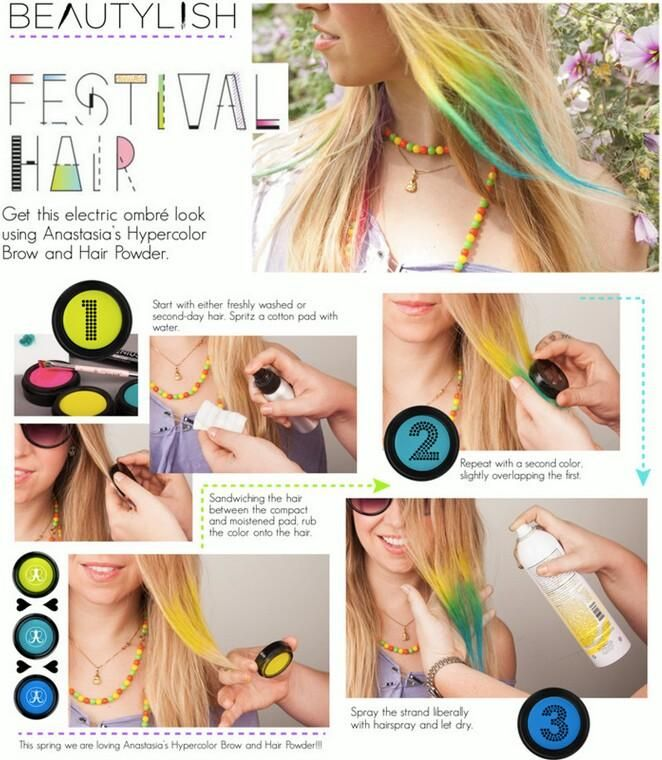 Hair tips and ideas :DIY Color Hair : DIY Color Hair | hair ...