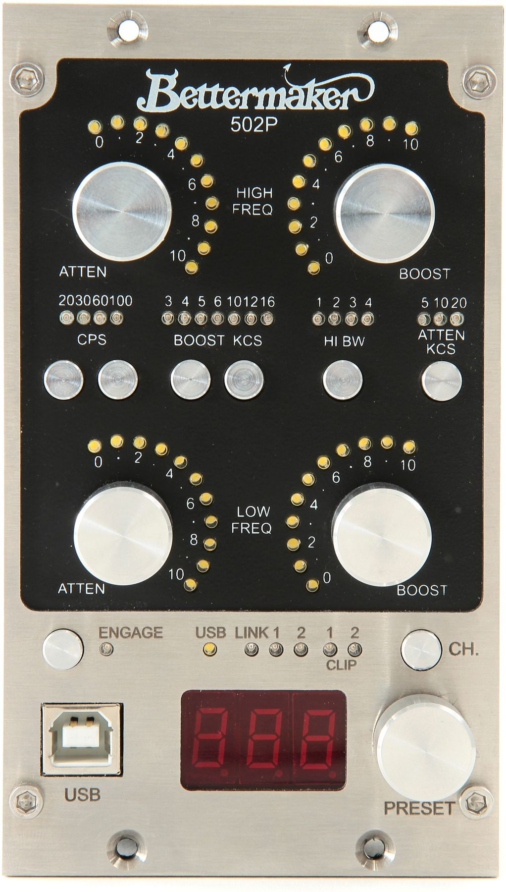 Bettermaker EQ502P | Sweetwater.com